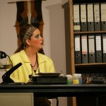Erica Toneel speelde op 2 februari '13, Wat 'n Smiesterd.